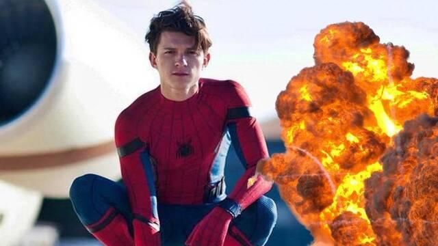 Tom Holland: 'Spider-Man 3 tiene la escena más ambiciosa de Marvel en toda su historia'