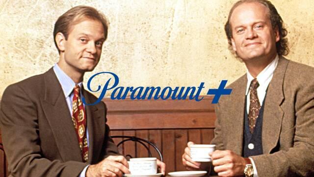 Frasier: El revival de la serie con Kelsey Grammer será exclusivo de Paramount+