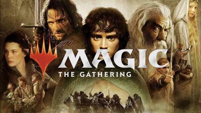 Magic: The Gathering anuncia crossovers con El Señor de los Anillos y Warhammer 40.000