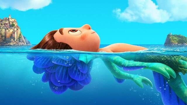 Primer tráiler de Luca, la nueva película de Pixar