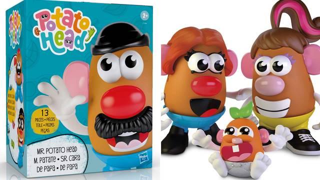 Chao, Mr. Potato: Hasbro lo llamará 'Potato' para hacerlo más inclusivo y de género neutro