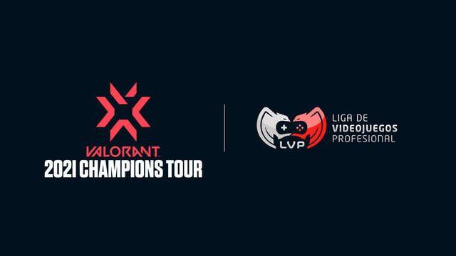 LVP retransmitir en España el Champions Tour de Valorant