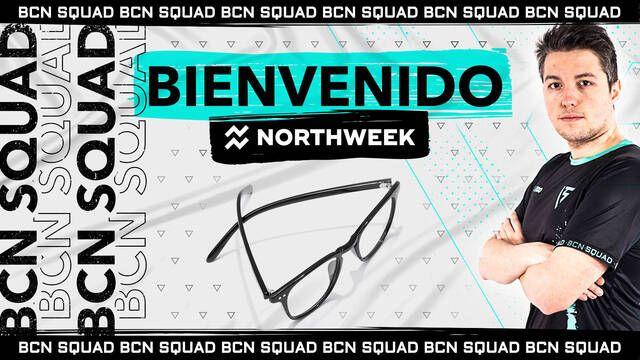Northweek se convierte en el nuevo patrocinador de BCN Squad