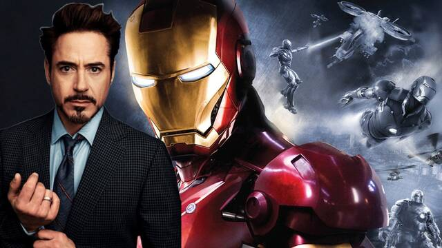 Las 10 mejores frases de Iron Man/Tony Stark