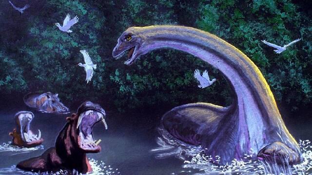 Dinosaurios vivos en África: del Mokèlé-mbèmbé al Kasai rex