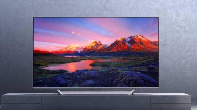 Xiaomi anuncia su nuevo televisor Mi TV Q1, 75 pulgadas, 120 Hz y HDMI 2.1