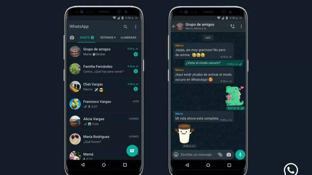 Cómo personalizar WhatsApp poniendo fondos de pantalla distintos para cada contacto