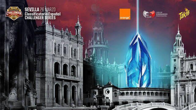 Las finales del Clasificatorio Español a Challenger Series tendrán lugar en Sevilla