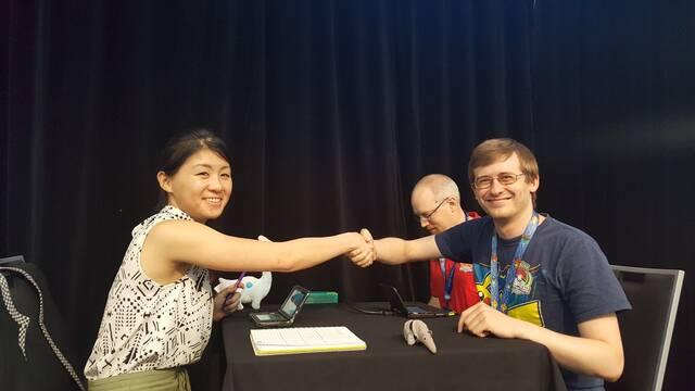 Zoe Lou se convierte en la primera mujer en ganar un International Pokémon Tournament