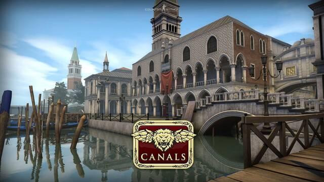 Así es Canals, el nuevo mapa para CS:GO