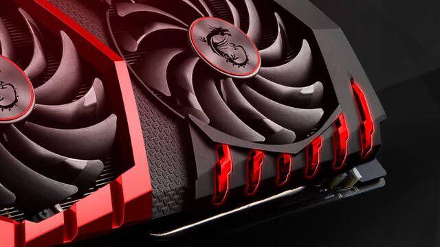 MSI presenta sus 5 tarjetas gráficas NVIDIA GeForce GTX 1080 Ti