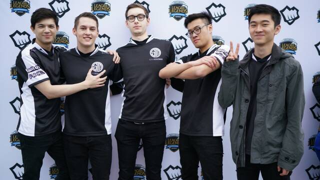 Team SoloMid, Cloud9 y Phoenix1 ya son equipos de playoffs en la LCS NA