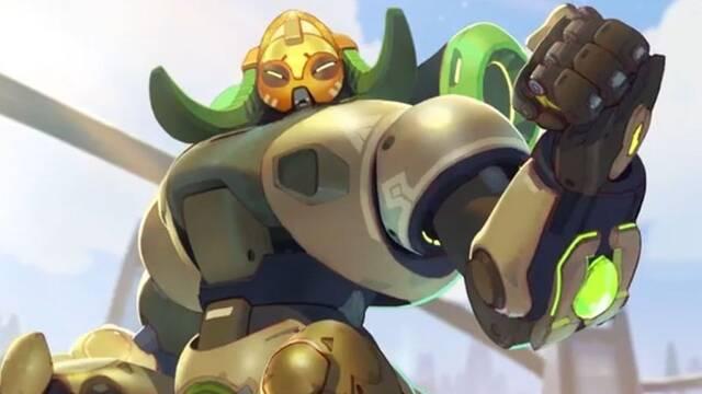 Blizzard presenta a Orisa, la nueva heroína de Overwatch