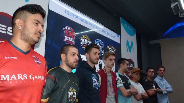 La liga ESL Masters CS:GO arranca el 18 de abril, las finales serán en junio y tendrá más de 40000 euros en premiso y ayudas