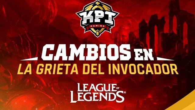 KPI anuncia importantes cambios en su equipo de League of Legends