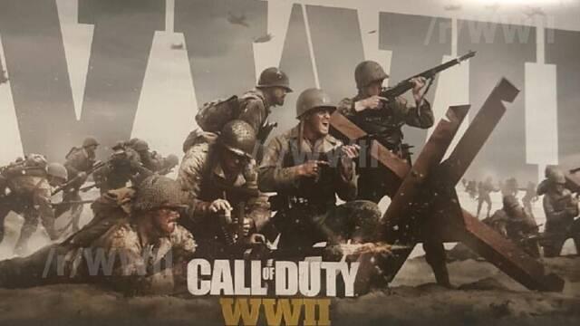 Rumor: El CoD 2017 se llamará Call of Duty: WWII según sus imágenes filtradas