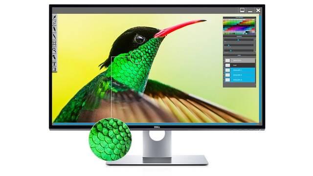Dell lanza su primer monitor 8K que costará 5000 dólares