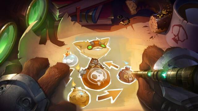 Llega el modo All Random Summoner's Rift al PBE de League of Legends