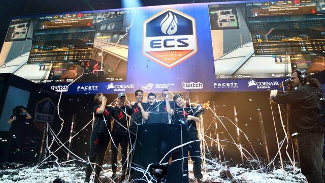 La ECS Season 3 de CS:GO invertirá 1,5 millones de dólares entre premios y ayudas a los equipos