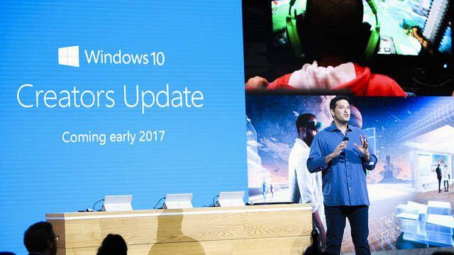 Ya puedes descargar las ISO de Windows 10 Creators Update RTM, la última actualización para el S.O. de Microsoft