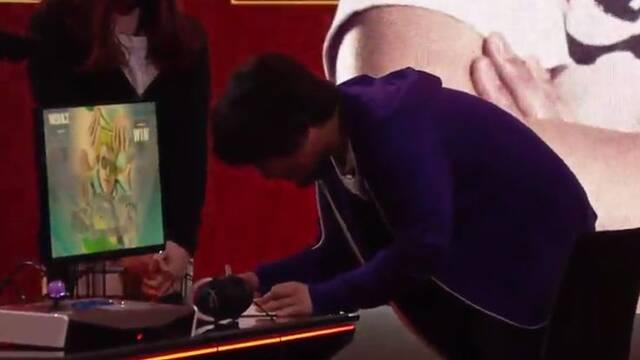 Gllty, la luchadora de Street Fighter V a la que Daigo derrotó en el ELEAGUE para después firmarle un autógrafo