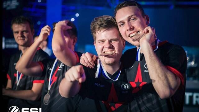 Astralis se proclama campeón del IEM Katowice 2017 de CS:GO