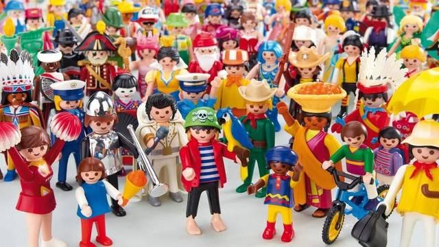 Playmobil: El éxito de un juguete alegre