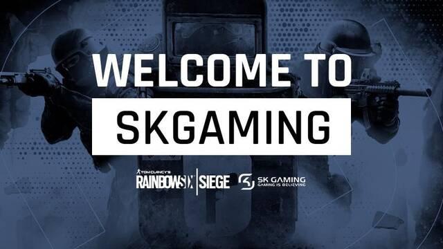 SK Gaming se une a la escena competitiva de Rainbow Six Siege