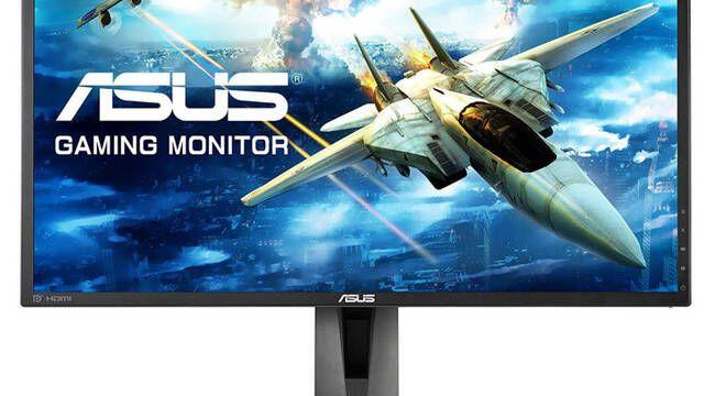 """ASUS ROG lanza su monitor para gamers de 24"""", 144Hz por menos de 300$"""
