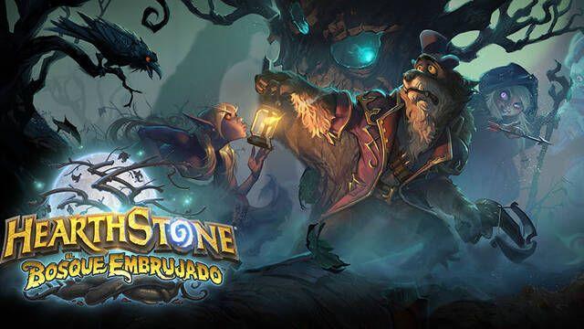 El Bosque Embrujado será la nueva expansión de Hearthstone