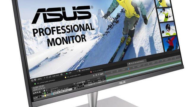 ASUS anuncia un monitor 4K, UHD y HDR de 32 pulgadas