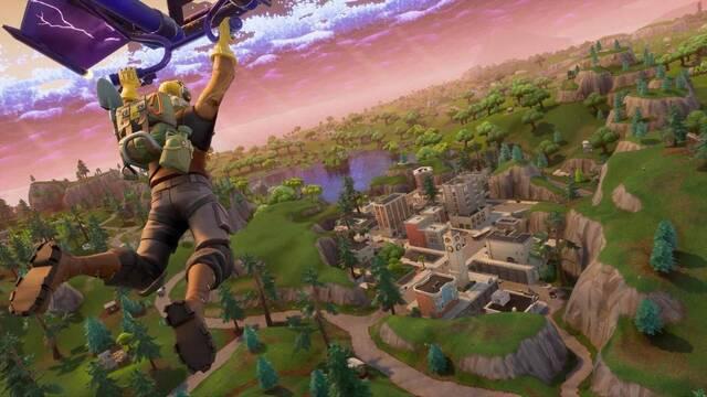 Fortnite Battle Royale se cuela entre los 5 juegos más jugados de febrero