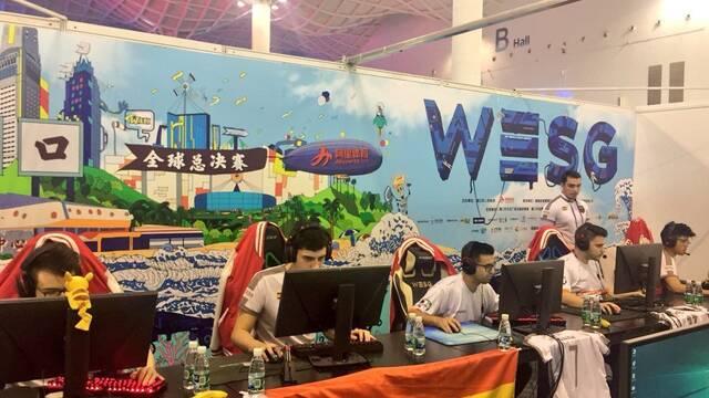 Wololos debuta con victoria ante ViCi en el WESG 2017