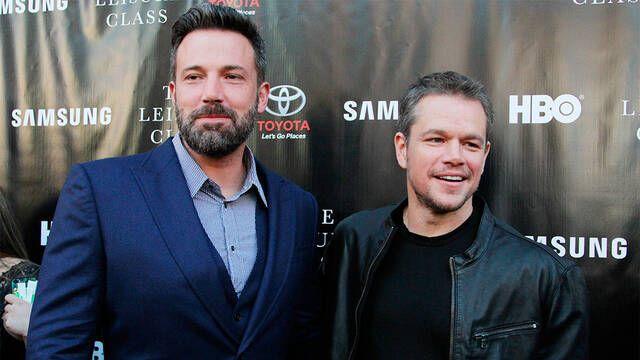 La productora de Matt Damon y Ben Affleck adopta el 'inclusion rider'
