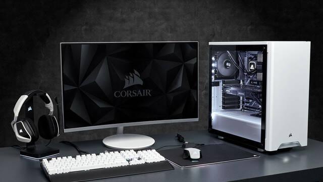 Carbide Series 275R, la nueva caja minimalista y elegante de Corsair