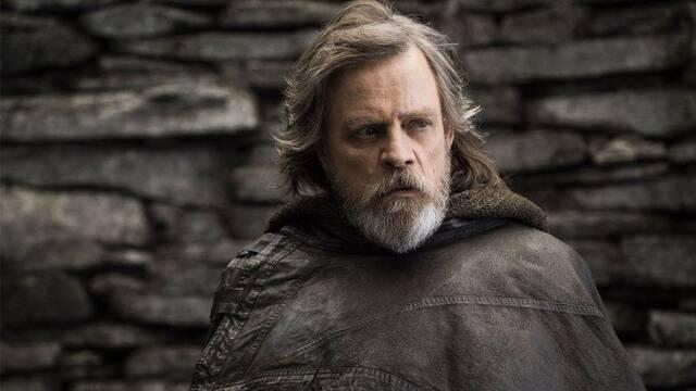 Mark Hamill se emociona al ver al Maestro Yoda