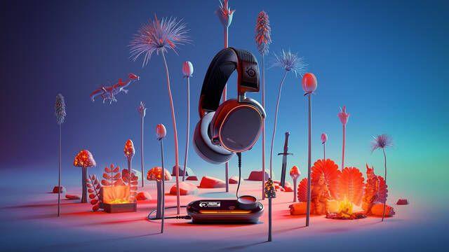 SteelSeries lanza sus cascos Arctis Pro con certificado de alta fidelidad