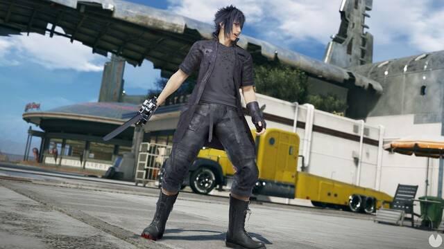 Noctis de Final Fantasy XV llegará a Tekken 7 el 20 de marzo