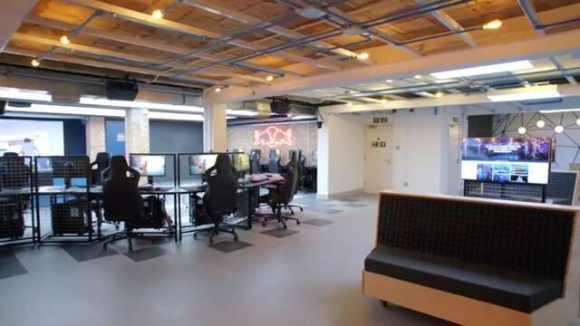 Así es el centro de esports que Red Bull abrirá en Londres
