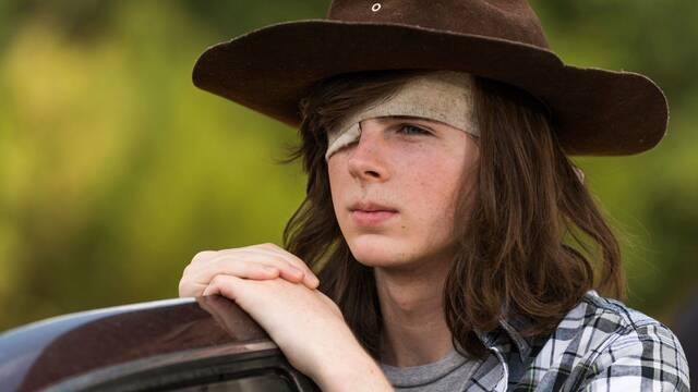 El padre de 'The Walking Dead' sobre Carl: 'Es doloroso'