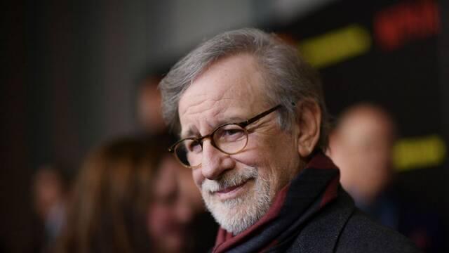 Spielberg sufrió un ataque de ansiedad durante el debut de Ready Player One