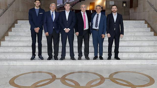 El Comité Olímpico Español y el Gobierno Canario se unen para los esports