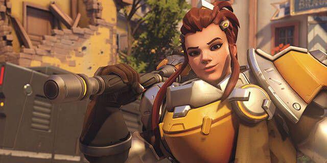 Brigitte, la nueva heroína de Overwatch, ya se puede jugar en el PTR