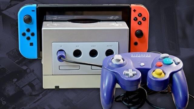 Transforman una GameCube en un dock para Nintendo Switch