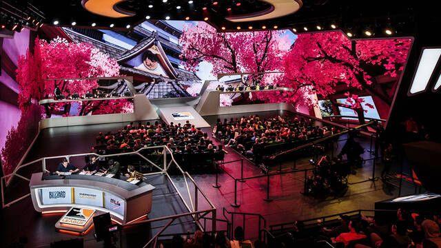 Blizzard ofrece un abono de temporada de 600$ para la Overwatch League