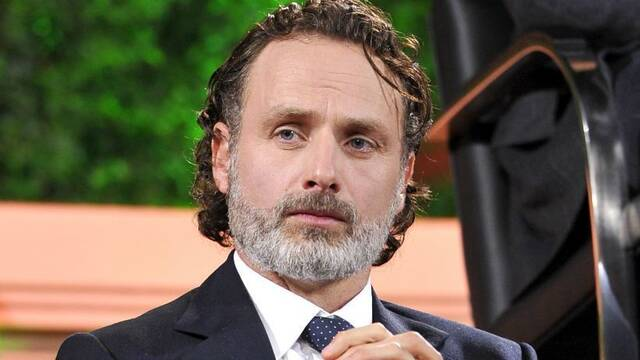 Andrew Lincoln de The Walking Dead se sumerge en el mundo de Harry Potter