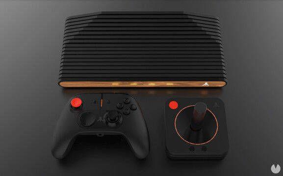 Ataribox cambia su nombre a Atari VCS y abrirá reservas en abril