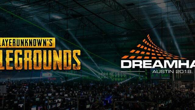 DreamHack Austin acogerá un torneo de PUBG con 100.000$ en premios
