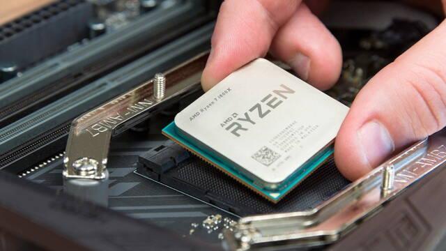 AMD confirma sus 13 brechas de seguridad que afectan a procesadores Ryzen