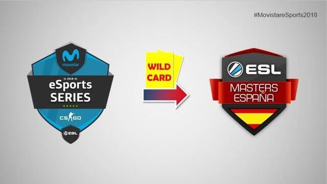 Nace Movistar eSports Series, las nuevas competiciones de esports junto a ESL